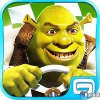 Portada oficial de Shrek Kart para iPhone