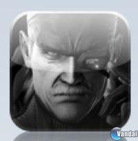 Portada oficial de Metal Gear Solid Touch para iPhone