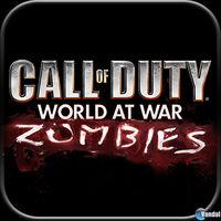 Portada oficial de Call of Duty: Zombies para iPhone