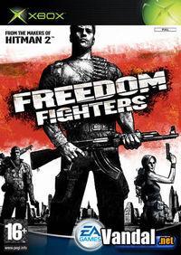 Portada oficial de Freedom Fighters para Xbox