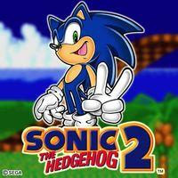 Portada oficial de Sonic the Hedgehog 2 para iPhone