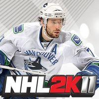Portada oficial de 2K Sports NHL 2K11 para iPhone
