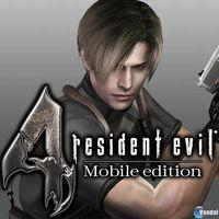 Portada oficial de Resident Evil 4 Mobile Edition para iPhone
