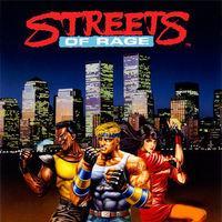 Portada oficial de Streets of Rage para iPhone