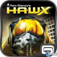 Portada oficial de Tom Clancy's H.A.W.X para iPhone