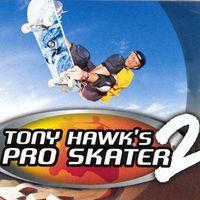 Portada oficial de Tony Hawk's Pro Skater 2 para iPhone