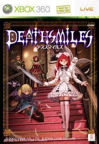 Portada oficial de Deathsmiles Deluxe Edition para Xbox 360