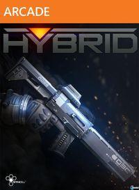 Portada oficial de Hybrid XBLA para Xbox 360