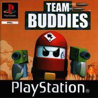 Portada oficial de Team Buddies para PS One