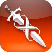 Portada oficial de Infinity Blade para iPhone