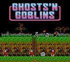 Portada oficial de de Ghosts 'n Goblins Arcade CV para Wii