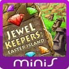 Portada oficial de de Jewel Keepers: Easter Island Mini para PSP