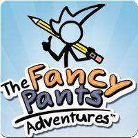 Portada oficial de The Fancy Pants Adventures PSN para PS3