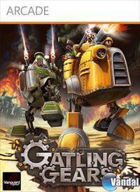 Portada oficial de Gatling Gears XBLA para Xbox 360