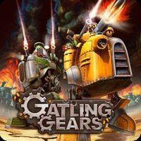 Portada oficial de Gatling Gears PSN para PS3