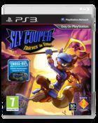 Portada oficial de de Sly Cooper: Ladrones en el tiempo para PS3
