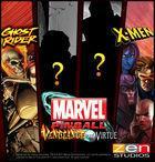 Portada oficial de de Marvel Pinball PSN para PS3