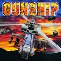 Portada oficial de Gunship PSN para PSP
