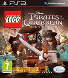 Portada oficial de de Lego Piratas del Caribe para PS3