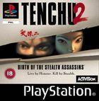 Portada oficial de de Tenchu 2 para PS One
