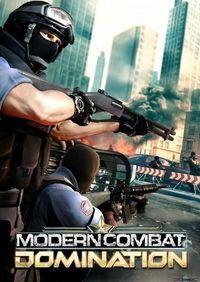 Portada oficial de Modern Combat: Domination para PS3
