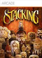 Portada oficial de de Stacking XBLA para Xbox 360