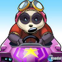 Portada oficial de Krazy Kart Racing para iPhone