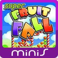 Portada oficial de Super Fruitfall Mini para PSP