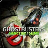 Portada oficial de Ghostbusters: Sanctum of Slime PSN para PS3