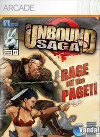 Portada oficial de Unbound Saga XBLA para Xbox 360