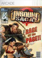 Portada oficial de de Unbound Saga XBLA para Xbox 360