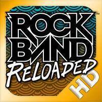 Portada oficial de Rock Band Reloaded para iPhone