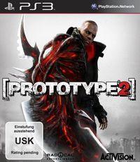 Portada oficial de Prototype 2 para PS3
