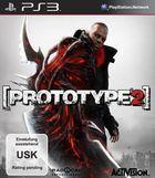Portada oficial de de Prototype 2 para PS3