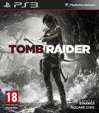 Portada oficial de de Tomb Raider para PS3