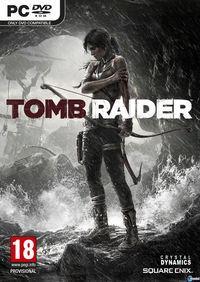 Portada oficial de Tomb Raider para PC
