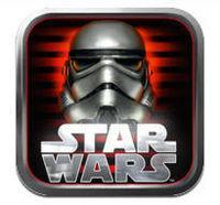 Portada oficial de Star Wars: Imperial Academy para iPhone