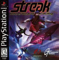 Portada oficial de Streak: Hoverboard Racing PSN para PSP