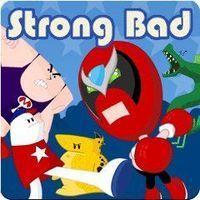 Portada oficial de Strong Bad's Cool Game for Attractive People - Episode 4 - Dangeresque 3 PSN para PS3