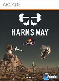 Portada oficial de Harms Way XBLA para Xbox 360