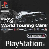 Portada oficial de Toca World Touring Cars para PS One