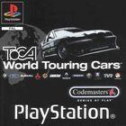 Portada oficial de de Toca World Touring Cars para PS One