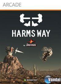 Portada oficial de Harm's Way para Xbox 360