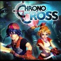 Portada oficial de Chrono Cross PSN para PSP