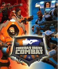 Portada oficial de Monday Night Combat para PC