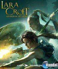 Portada oficial de Lara Croft and the Guardian of Light para iPhone