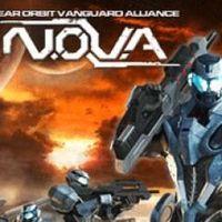 Portada oficial de NOVA – Near Orbit Vanguard Alliance Mini para PSP