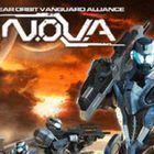 Portada oficial de de NOVA – Near Orbit Vanguard Alliance Mini para PSP