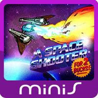 Portada oficial de A Space Shooter for Two Bucks Mini para PSP