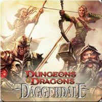 Portada oficial de Dungeons & Dragons Daggerdale PSN para PS3